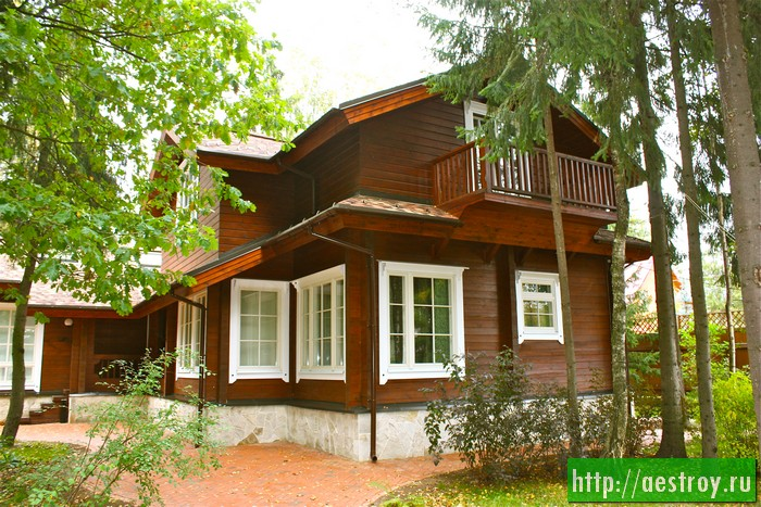 Каркасный дом в Ново-Глаголево - строительная компания  АртЭко Строй