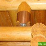 советы по уходу за деревянным домом